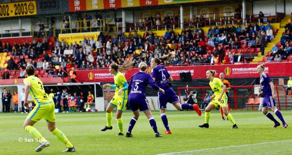 Bekerwinst tegen RSC Anderlecht