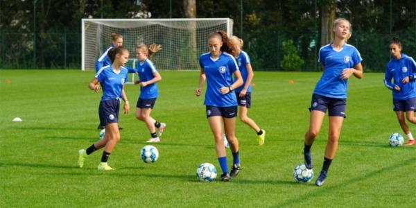 KAA Gent - STORM training ladies