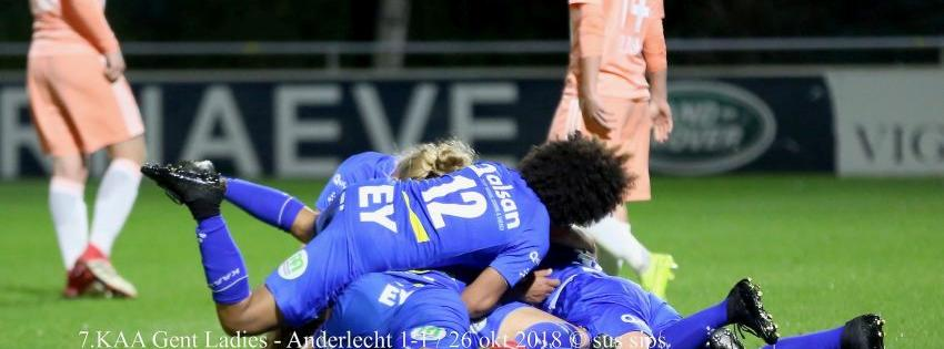 Datum kwartfinale tegen RSC Anderlecht is 24 Maart